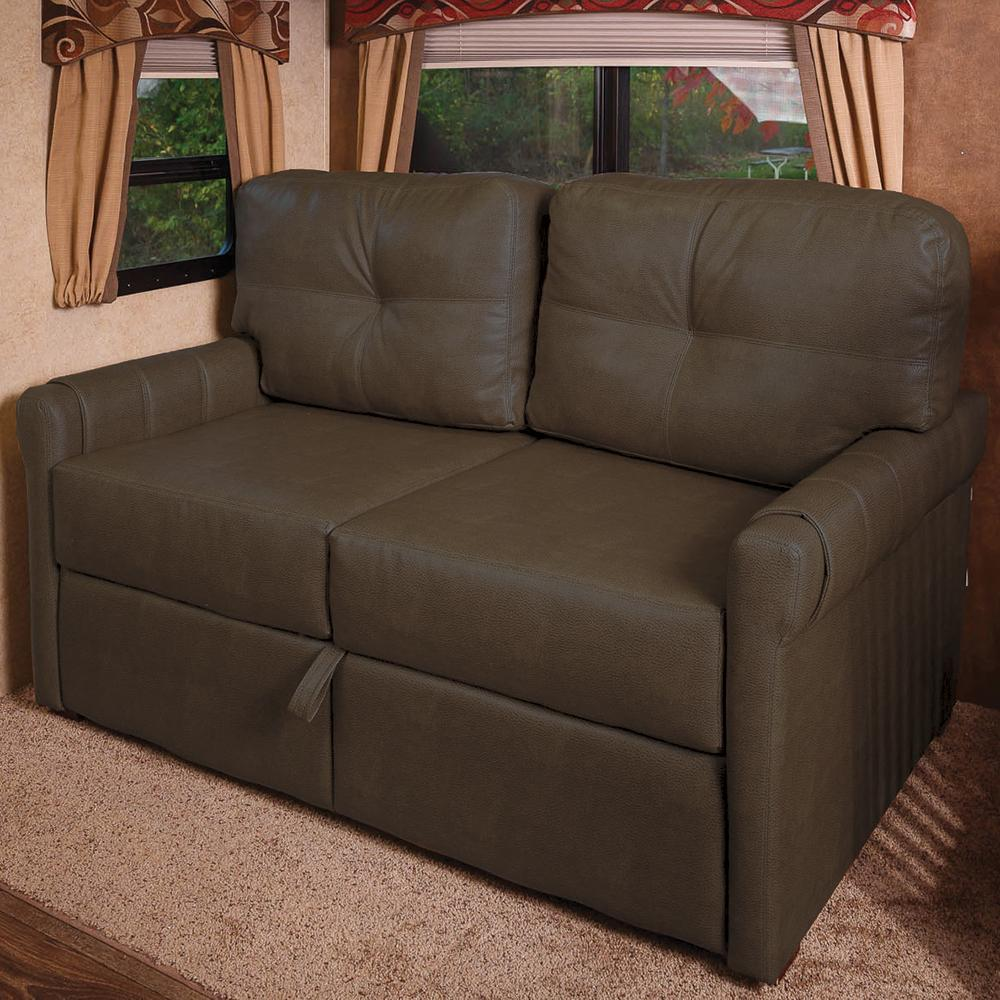Tri Fold Sleeper Sofa Grand Slam Storm 62 64 Mobile