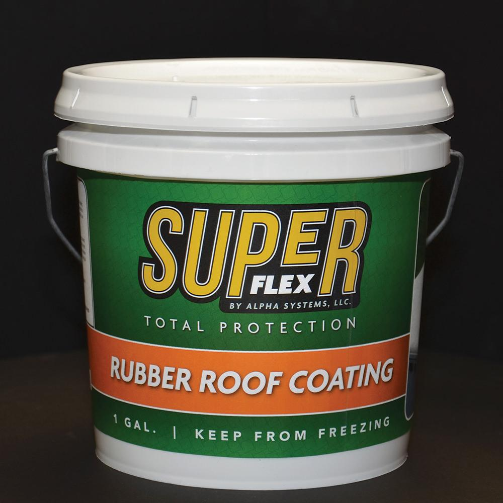 Marvelous ... Superflex Rubber Roof Coating, 1 Gallon