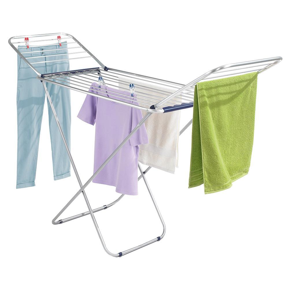 Aluminum Laundry Drying Rack - Household 81151 - Laundry Aids ...