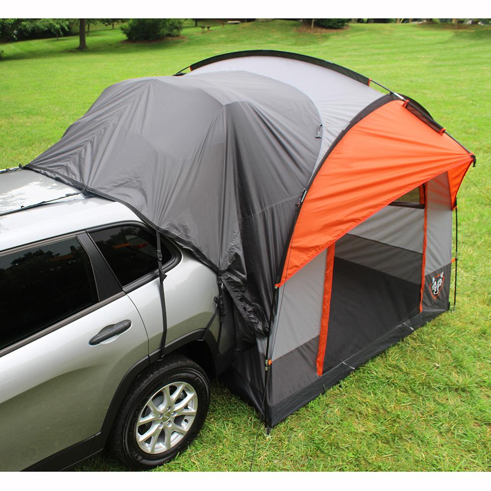 SUV Tent Orange; SUV Tent Orange ... & SUV Tent Orange - Rightline Gear 110907 - Family Tents - Camping ...