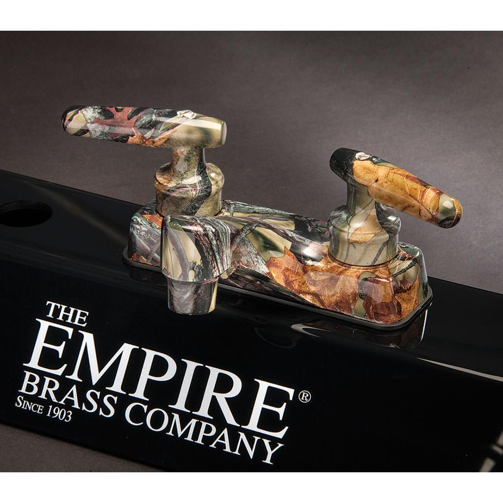 Lavatory Faucet, Green Camouflage - American Brass CAMO-GRN-77 ...