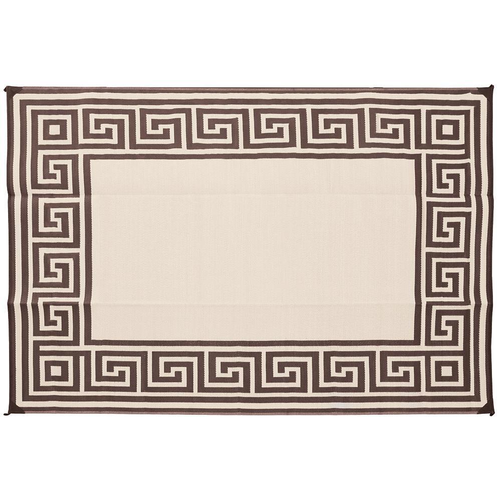 ... Reversible Patio Mats, Greek Motif Design ...