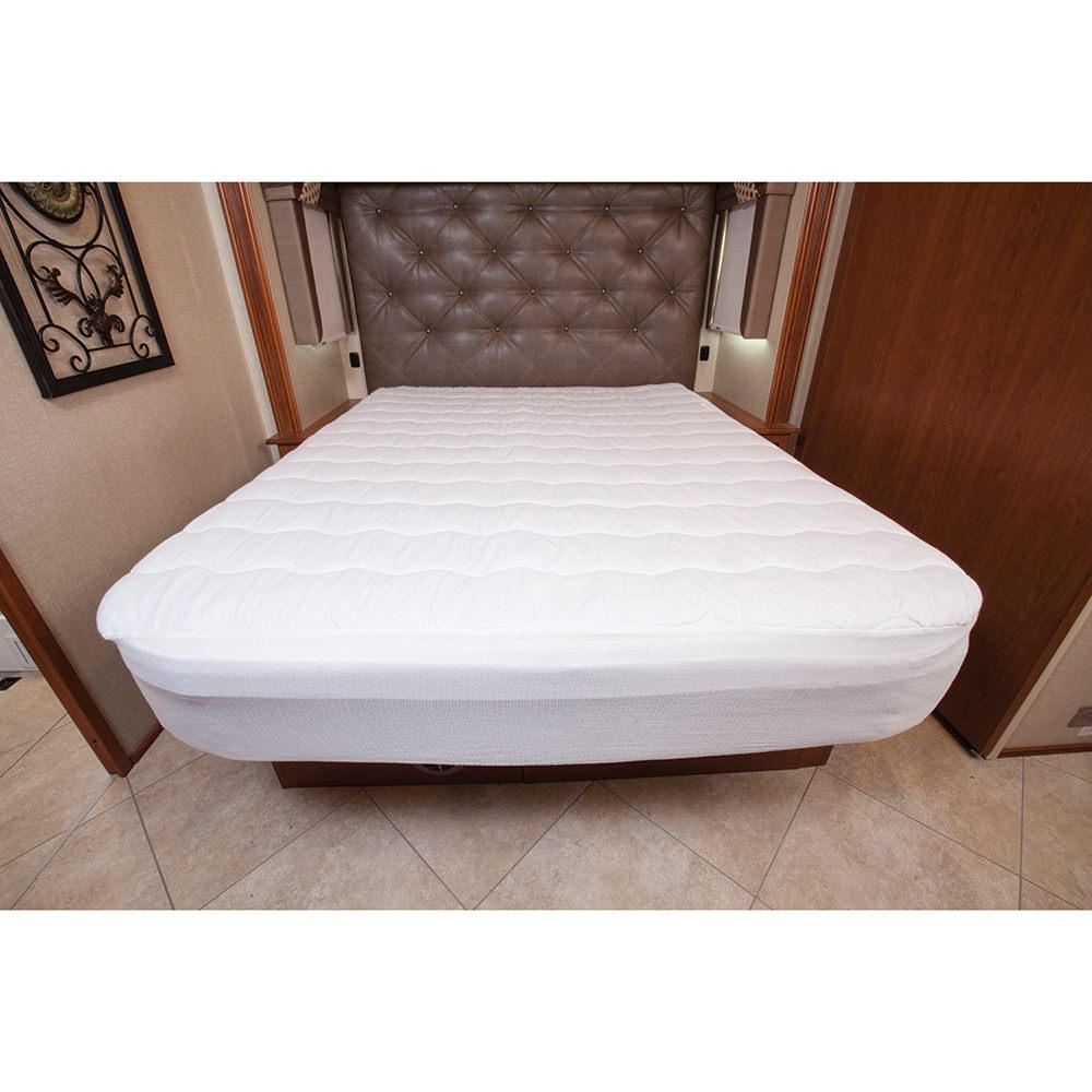 Home comfort mattress pad rv king for Comfort house