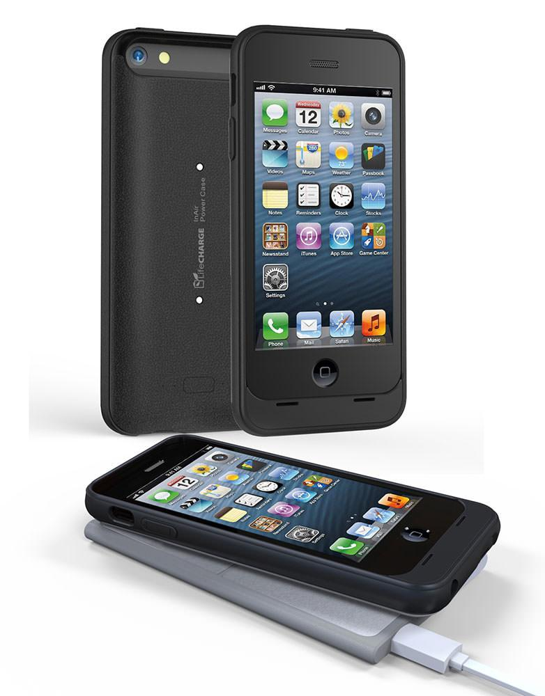 iphone 5 5s battery case blutron group llc dba ontrion ont pwr 35782 phone chargers. Black Bedroom Furniture Sets. Home Design Ideas