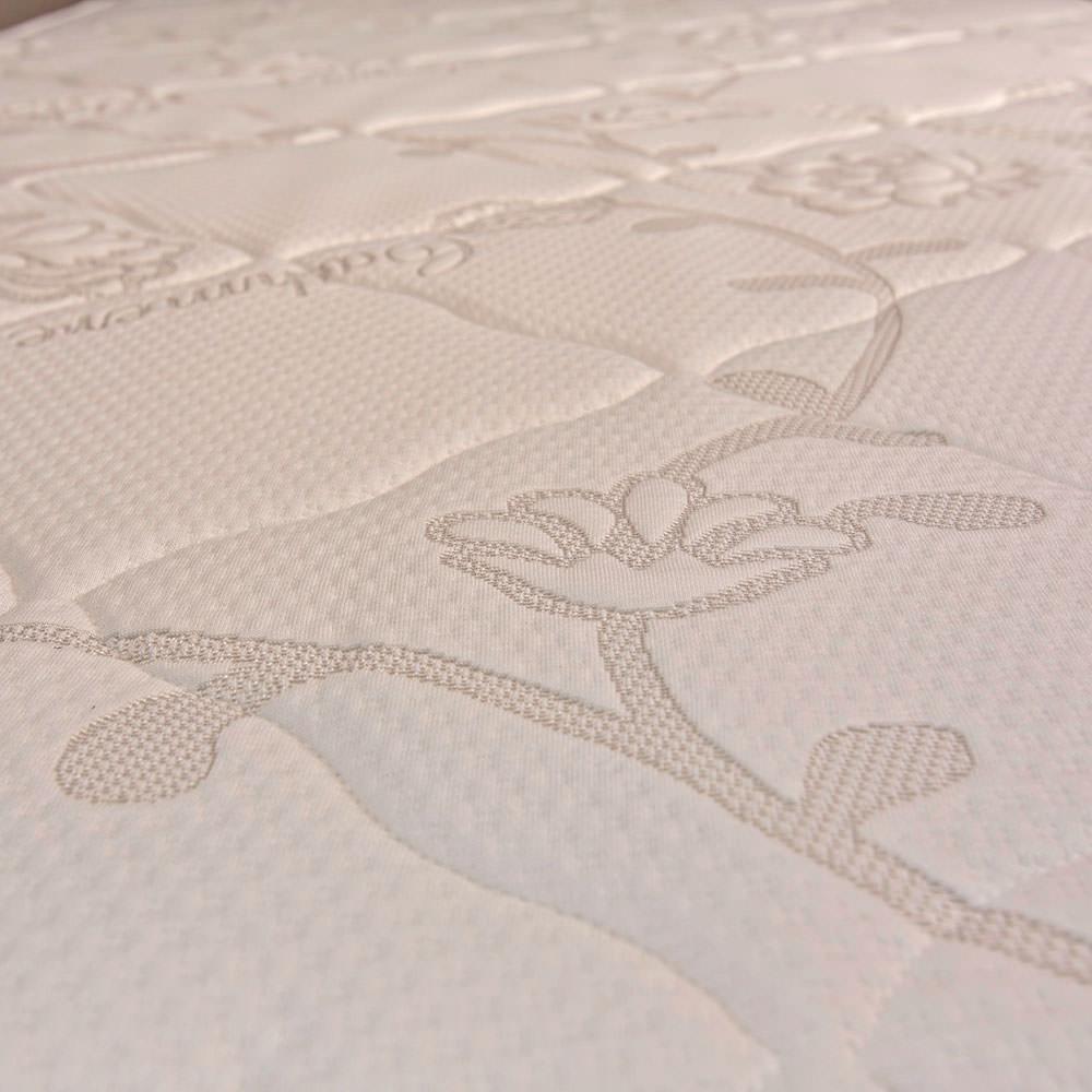 innerspace 8inch rv luxury deluxe reversible memory foam mattress