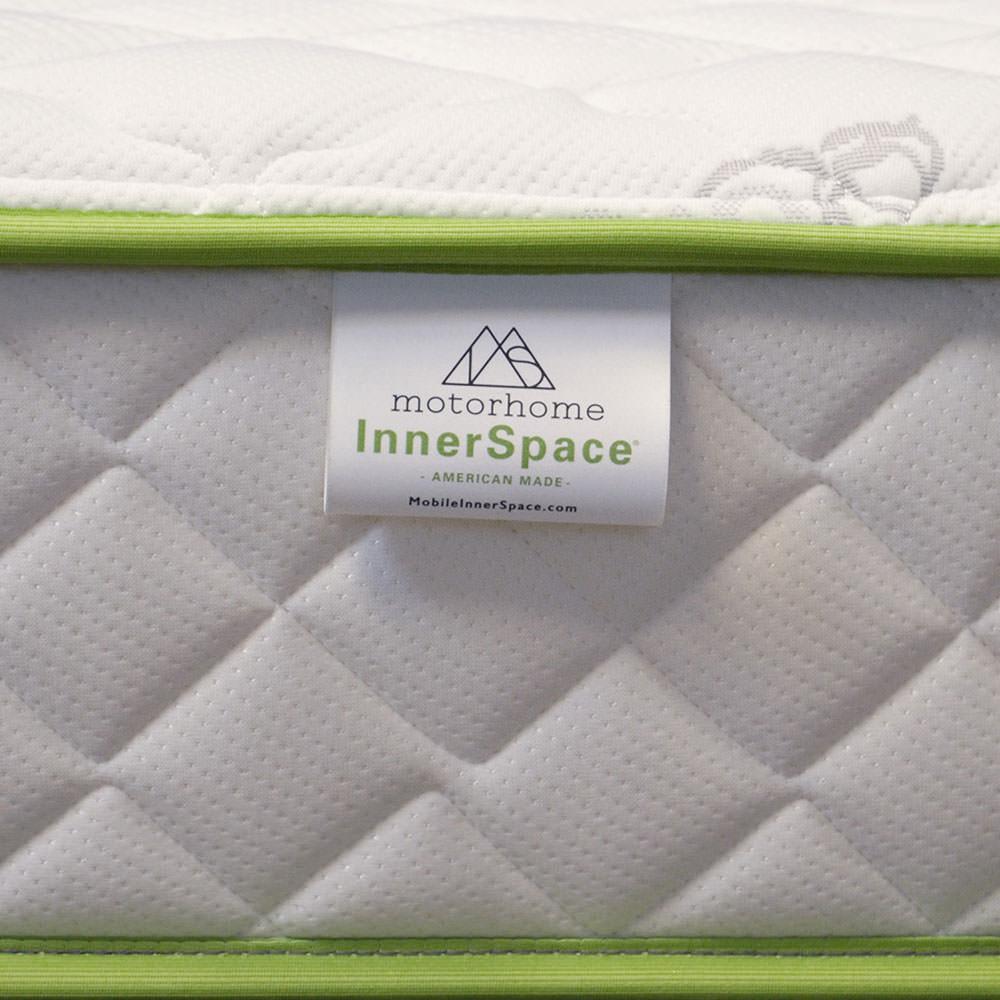 motorhome innerspace luxury deluxe 8 memory foam rv mattress in a - Mattress In A Box