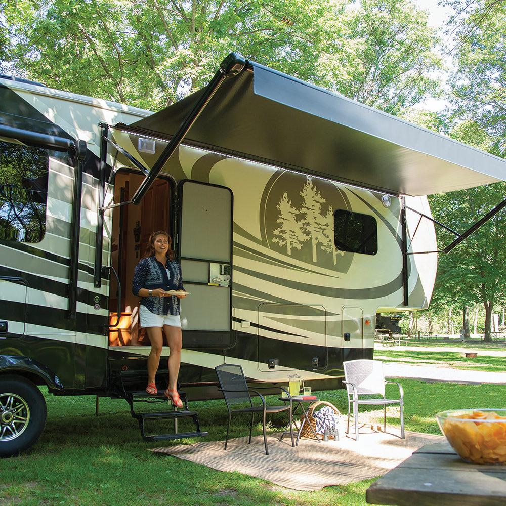 Solera RV Awning With Hardware