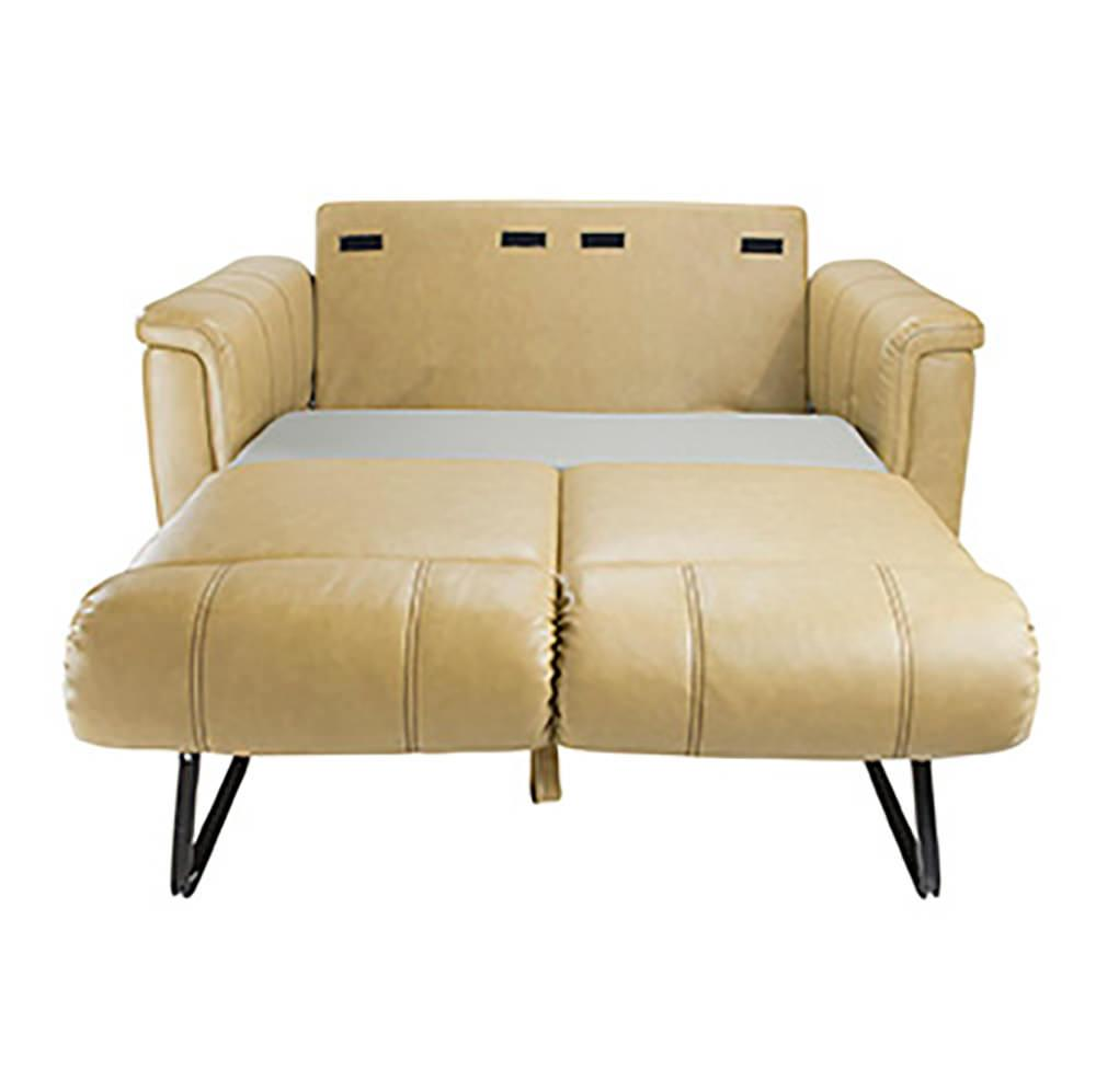 Rochester Tri Fold Sofa 68 Quot Beige Lippert Components
