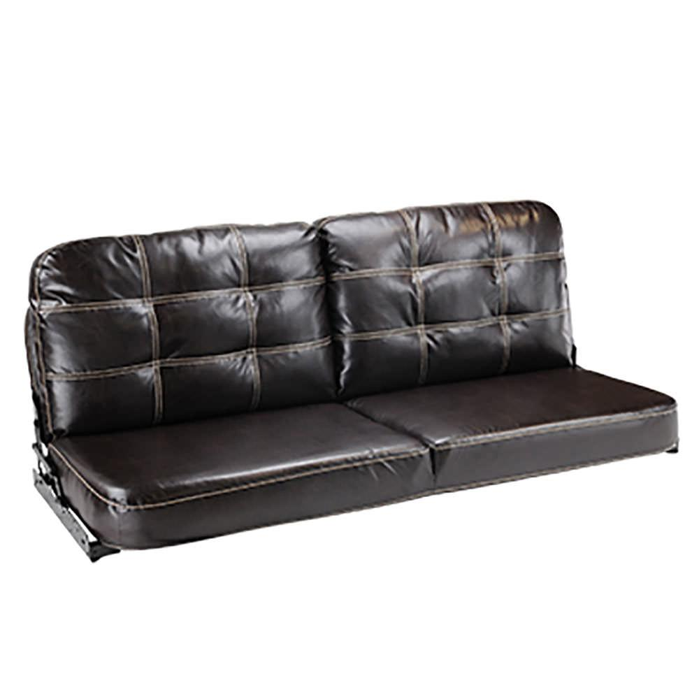 Richmond Jackknife Sofa 62 Melody Walnut Lippert