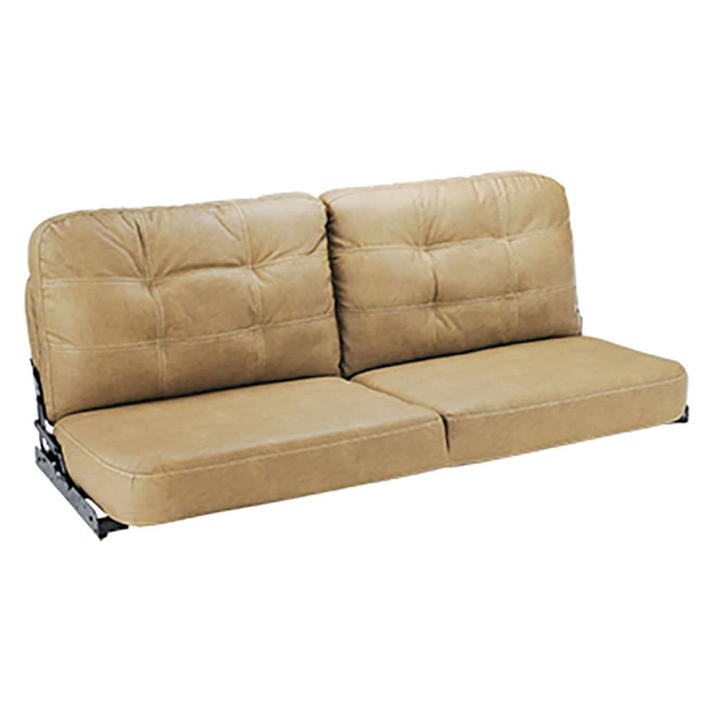 Richmond Jackknife Sofa 68 Beckham Tan Lippert