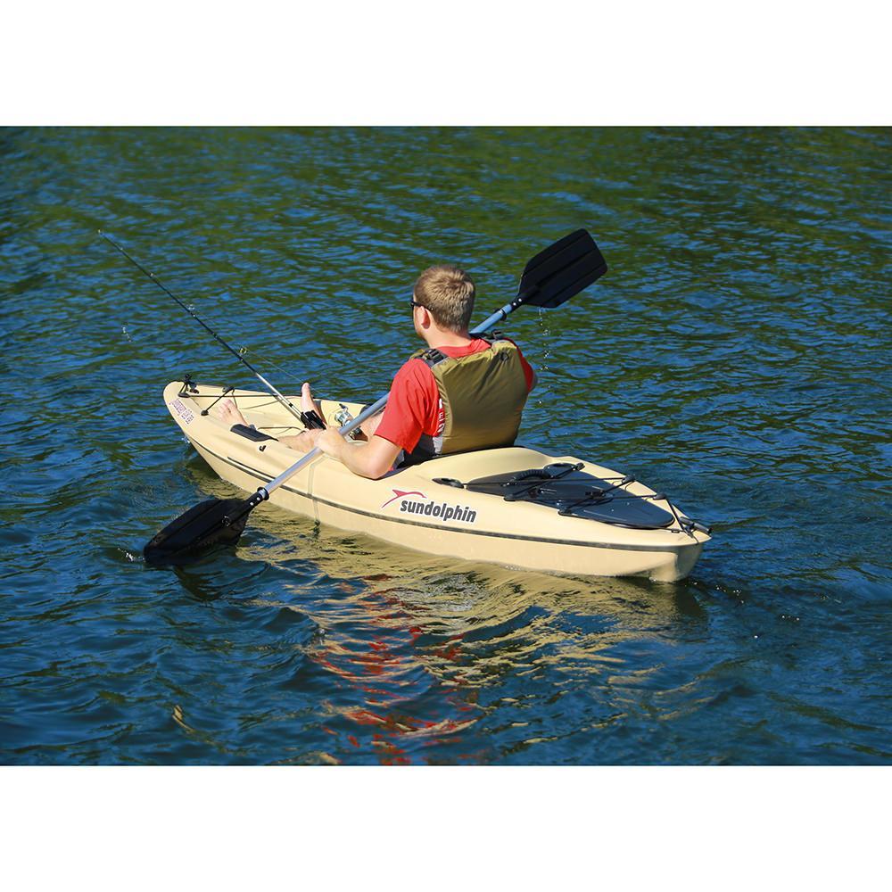 Sand sun dolphin journey ss sit on fishing kayak 10 39 kl for Sit on fishing kayak