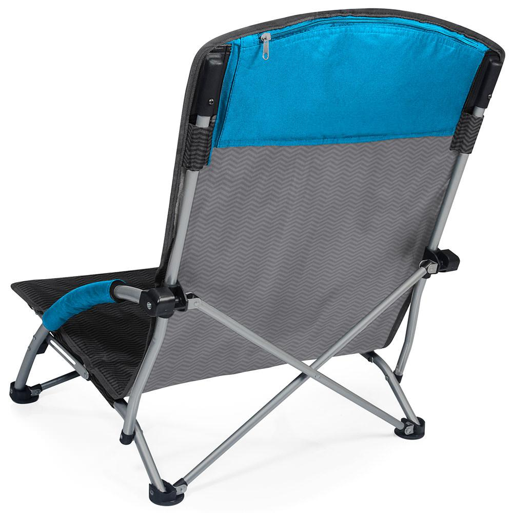 Tranquility Portable Beach Chair Waves Picnic Time 792 00 324 Folding C