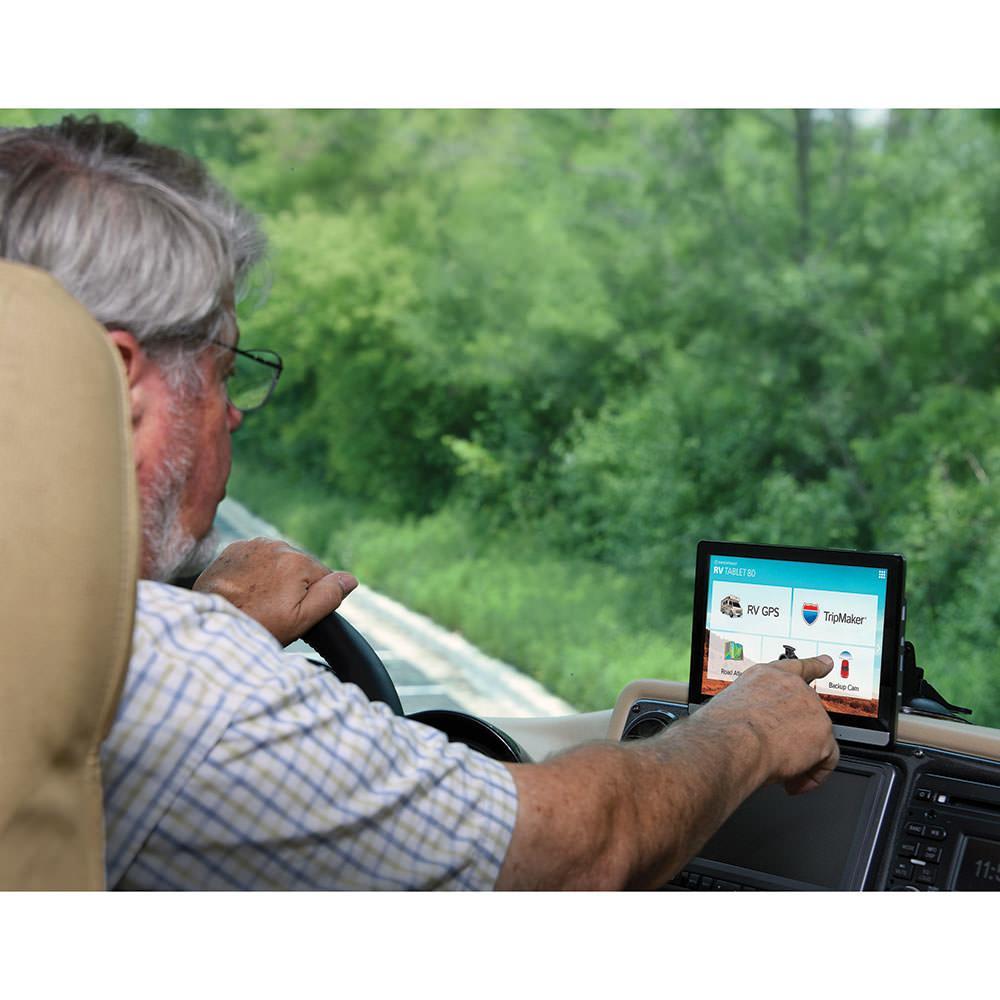 Rand Mcnally Rvnd 8 Quot Tablet Gps Rand Mcnally 0528013475