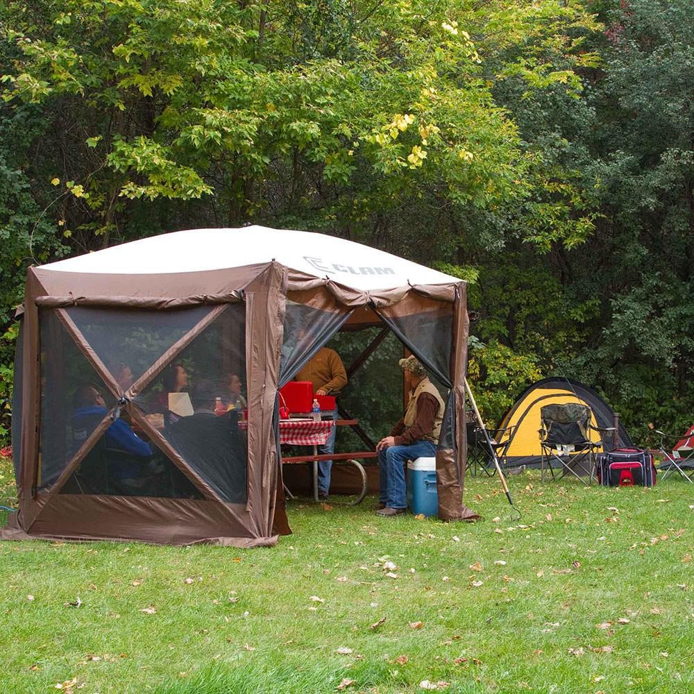 ... Quick-Set Traveler Screen Shelter - 4 Sided ... & Quick-Set Traveler Screen Shelter - 4 Sided - Clam Corporation ...