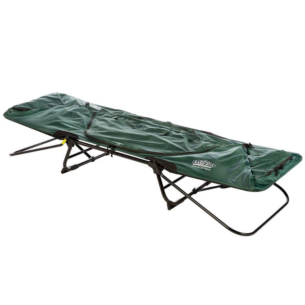 Original tent cot kamp rite tent cot inc tc243 pads cots air beds camping world - Cots for small spaces plan ...