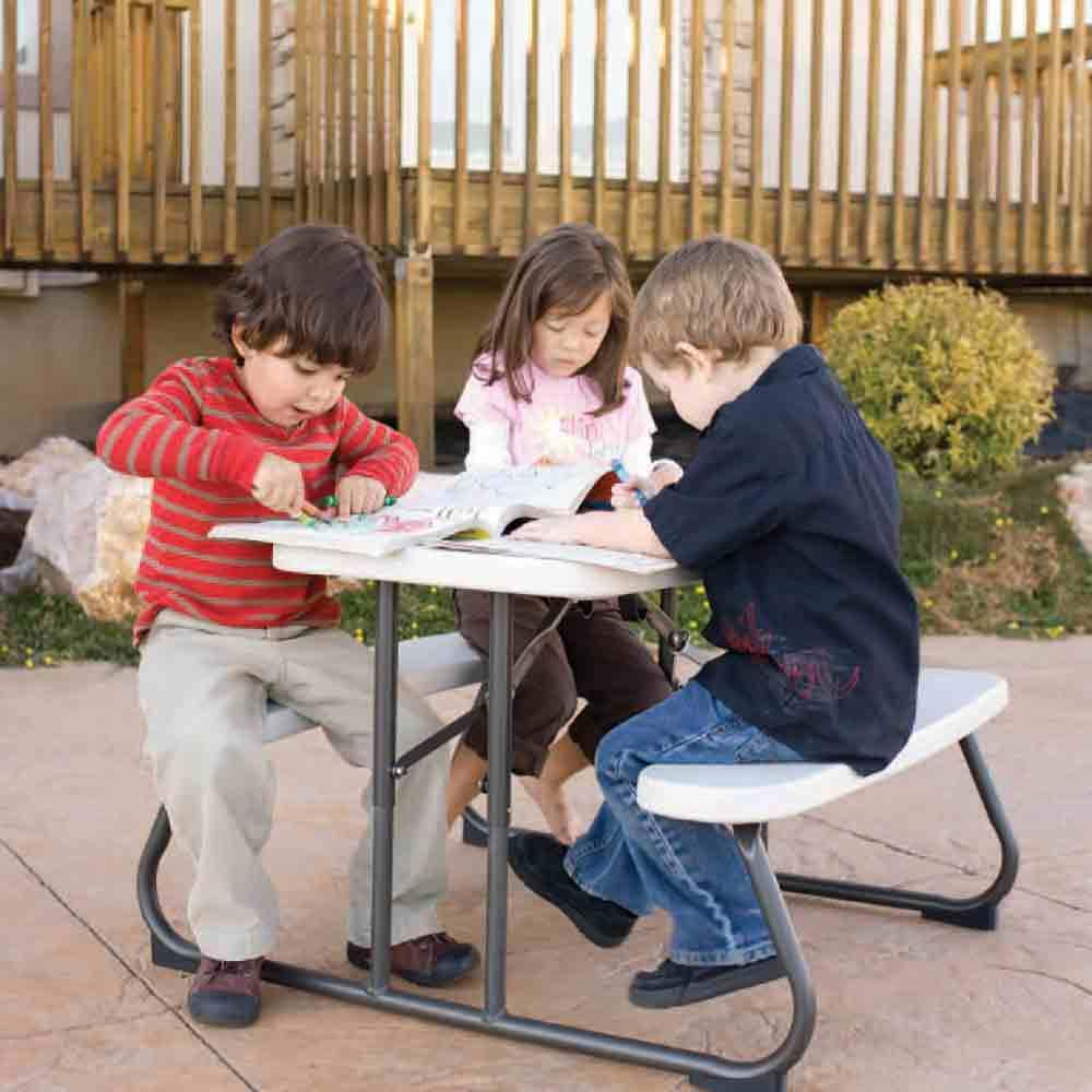 ... Lifetime Childrens Picnic Table ...