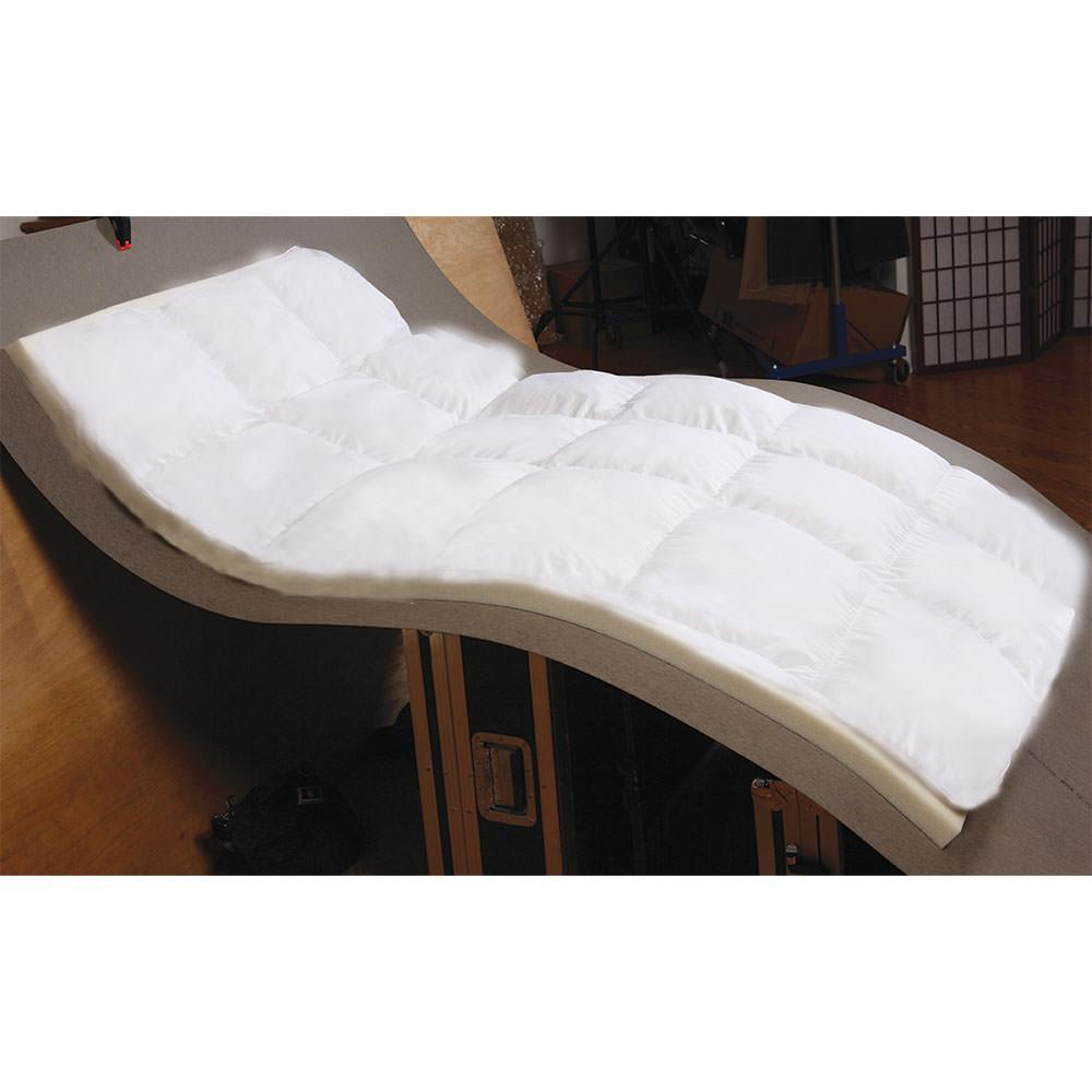 Simply Exquisite Mattress Topper Short Queen Ebay