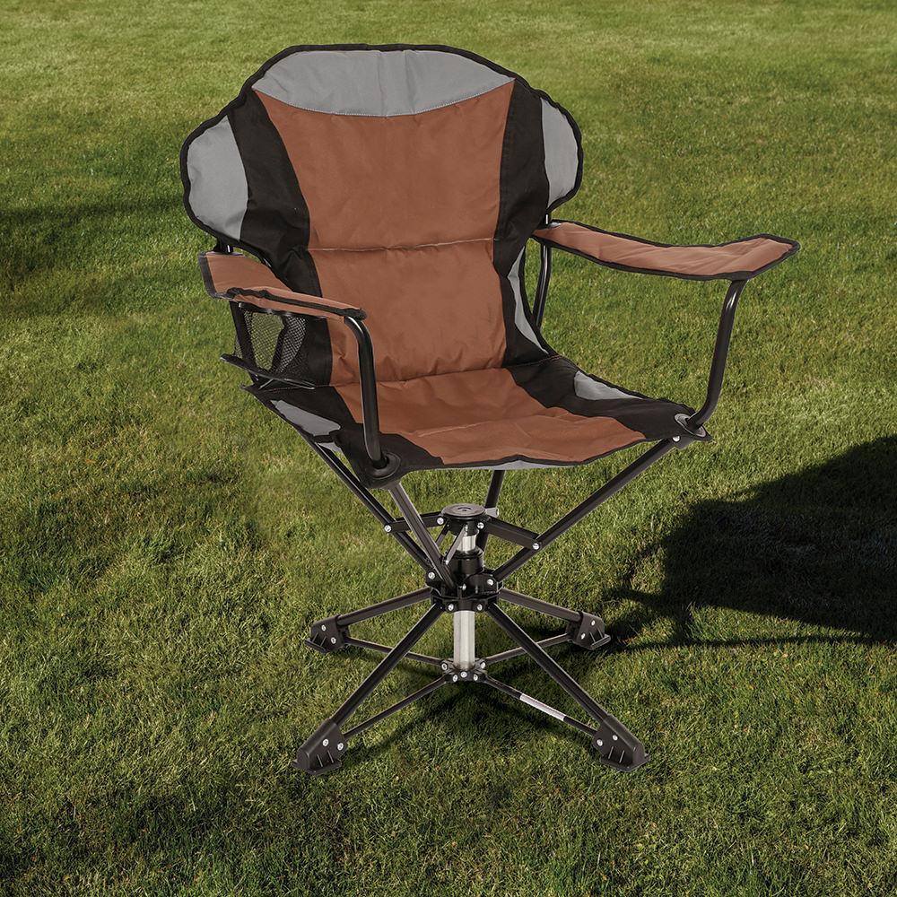 Revolve Soft Arm Chair Goleader Industries zhejiang Co Ltd TAN Folding