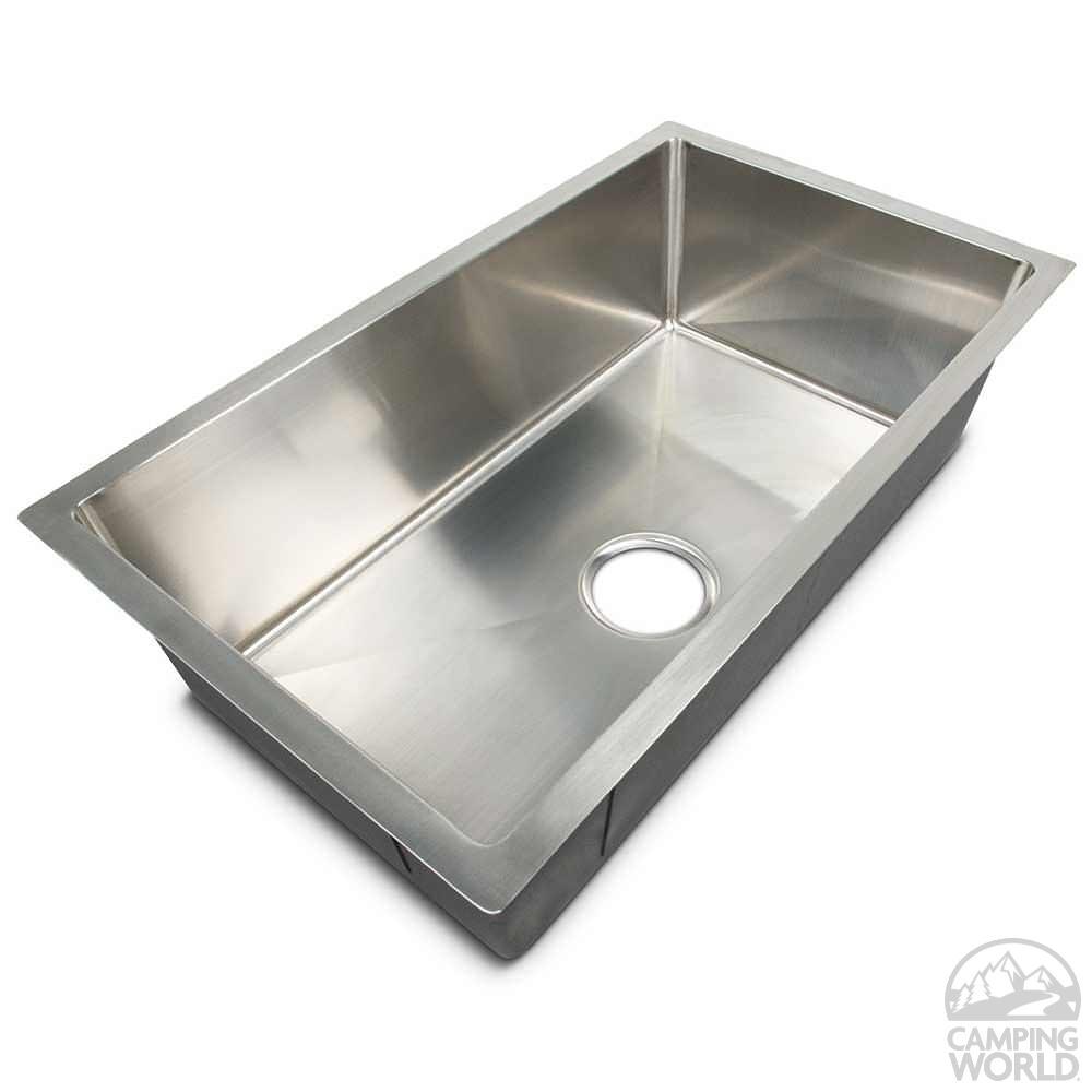 ... Genuine Stainless Steel Sinks, Single ...