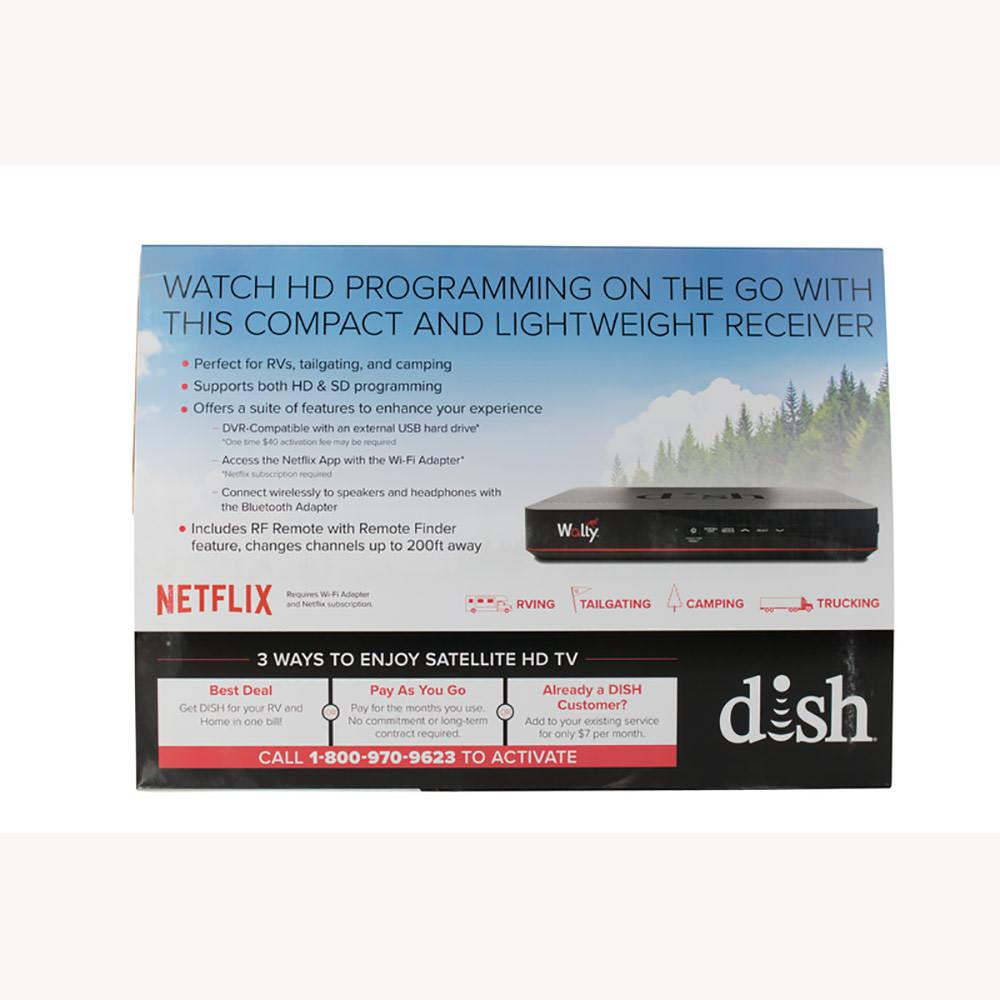 DISH Wally HD Receiver - Pace International MOBILE-WALLY - Camping World