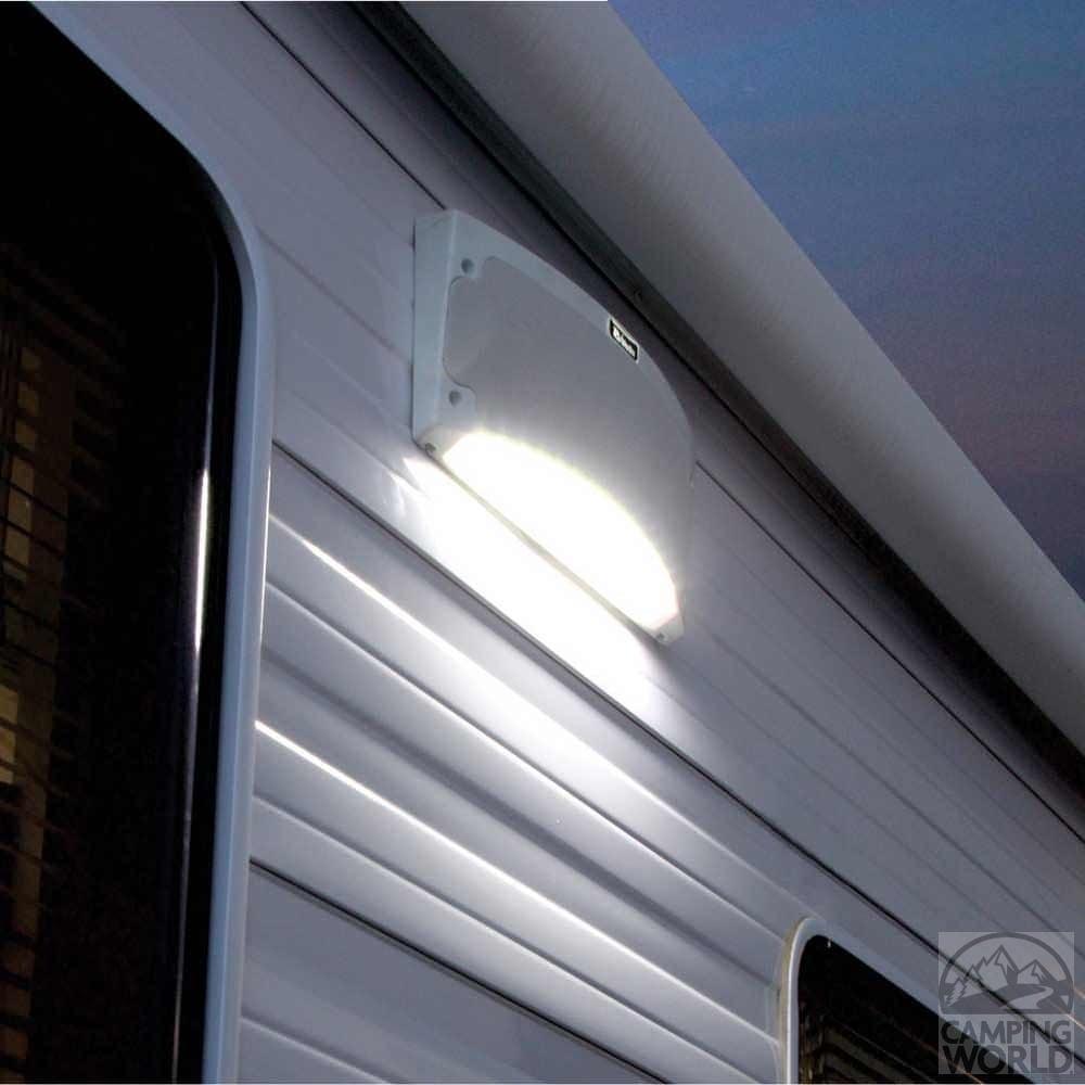 Premium Outdoor Speaker & LED Awning Light with App ...
