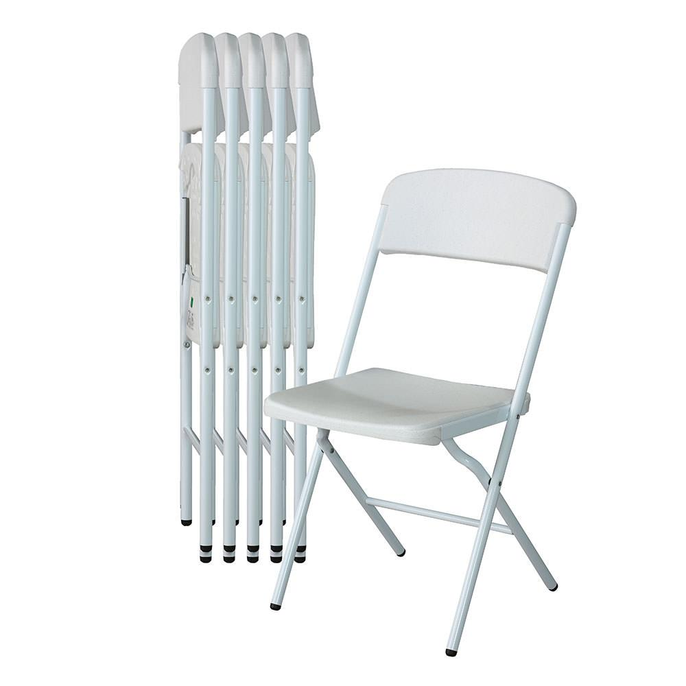 Contemporary Essential Folding Chair 6 Pack Lifetime Folding Chair