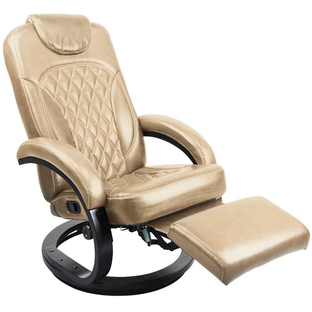Euro Recliner Chair Latte Lippert ponents Inc