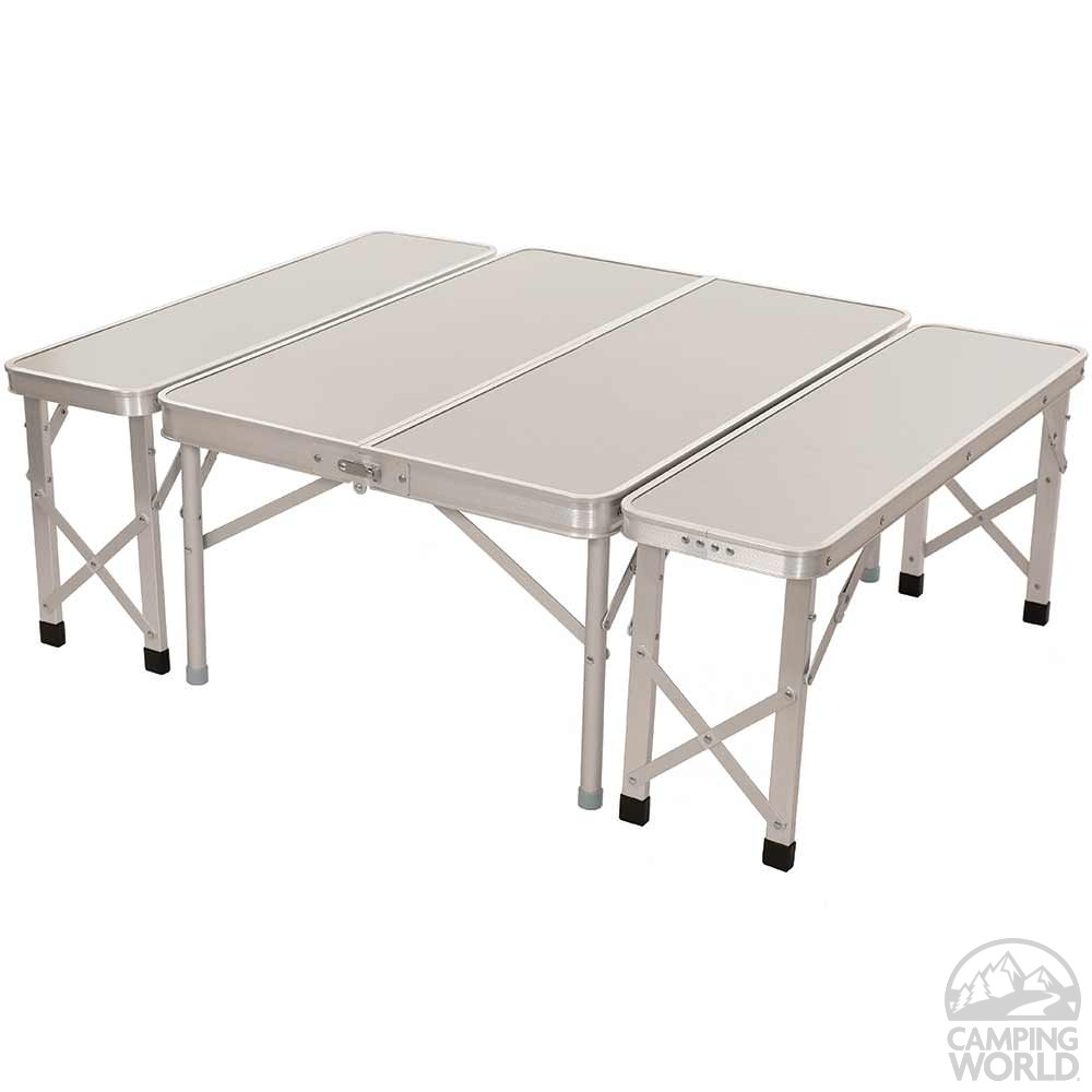 Portable Picnic Table With Benches Ebay