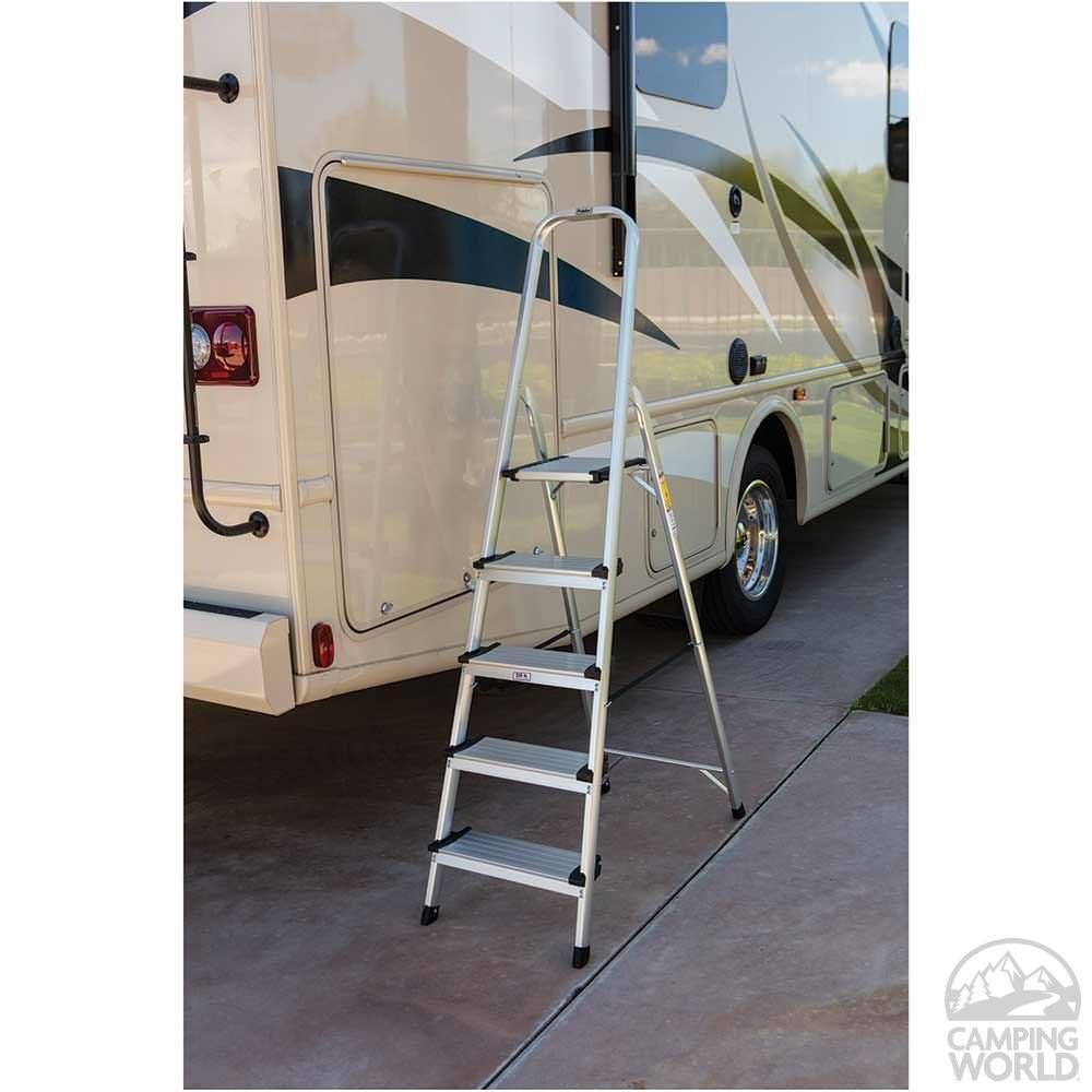 5 Step Ultralight Step Ladder Polder Products Llc Ldr