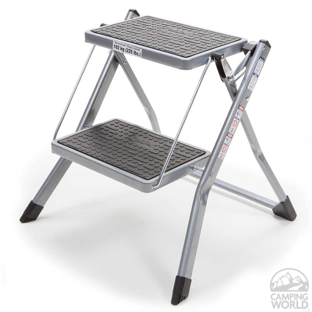 Mini 2 Step Stool Polder Products Llc 90401 91h Steps