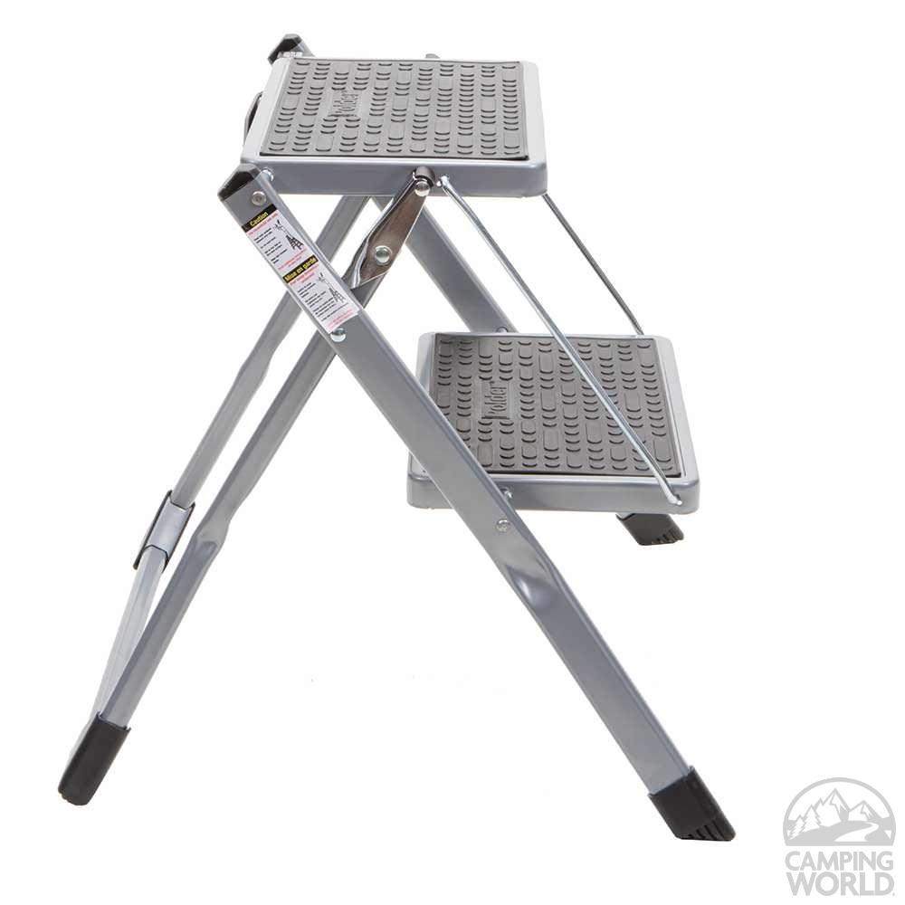 Mini 2 Step Stool Polder Products Llc 90401 91h Steps