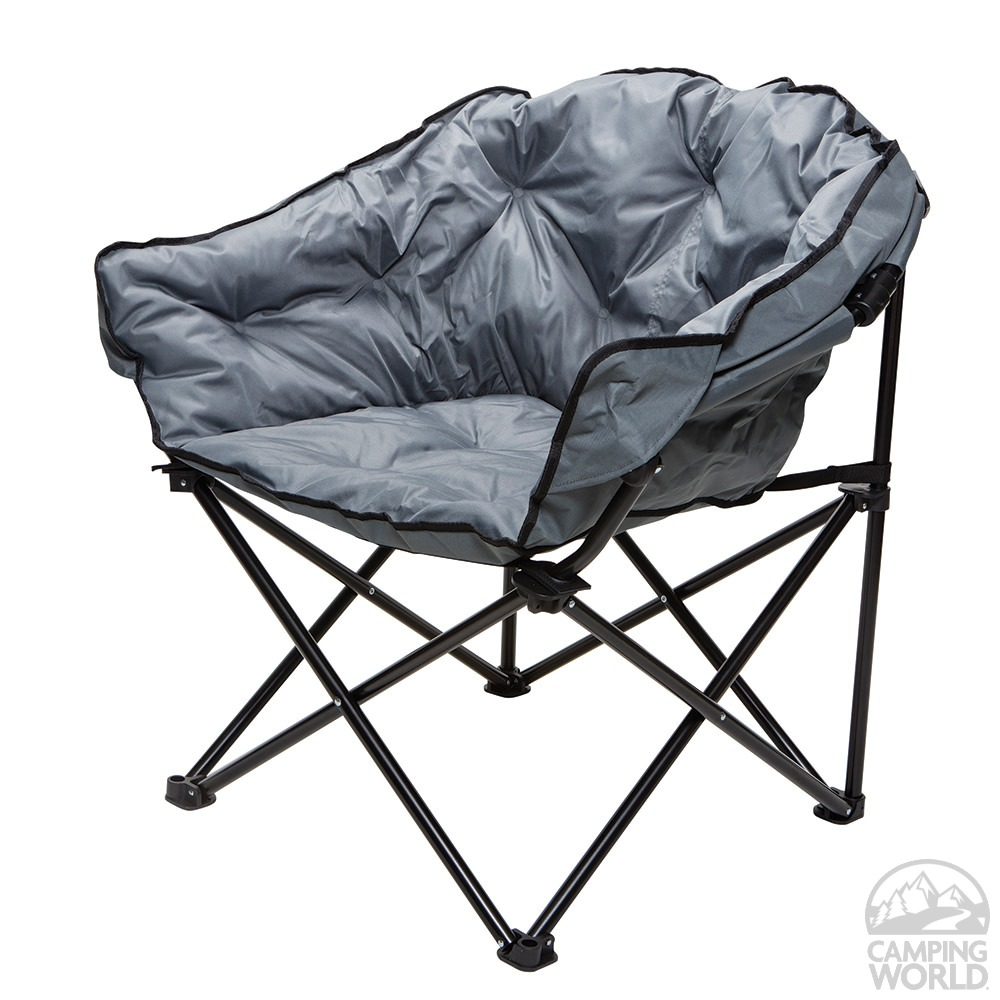 Charcoal Club Chair Mac Sports C932s 116 Folding