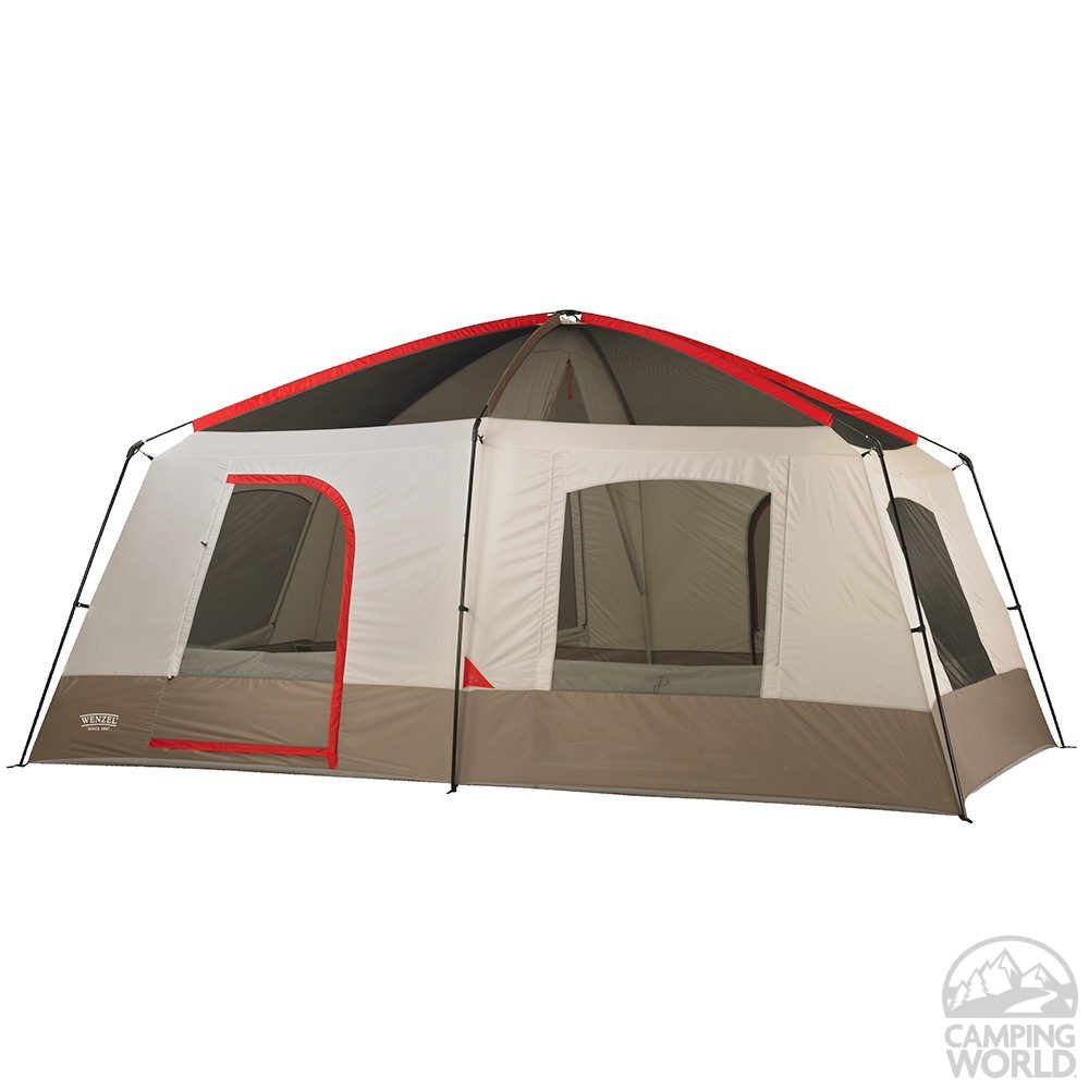 ... Timber Ridge 10 Person Tent ...  sc 1 st  C&ing World & Timber Ridge 10 Person Tent - American Recreational 36500 - Family ...