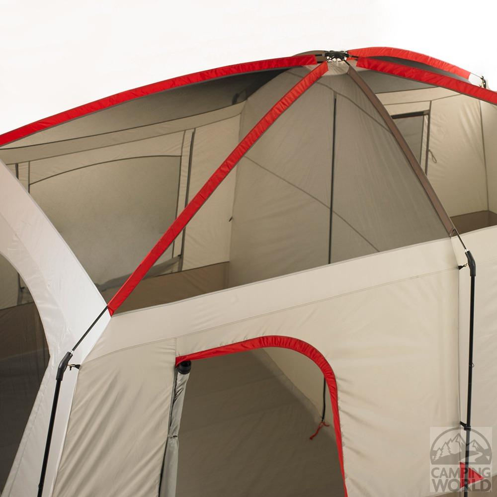 ... Timber Ridge 10 Person Tent ... & Timber Ridge 10 Person Tent - American Recreational 36500 - Family ...