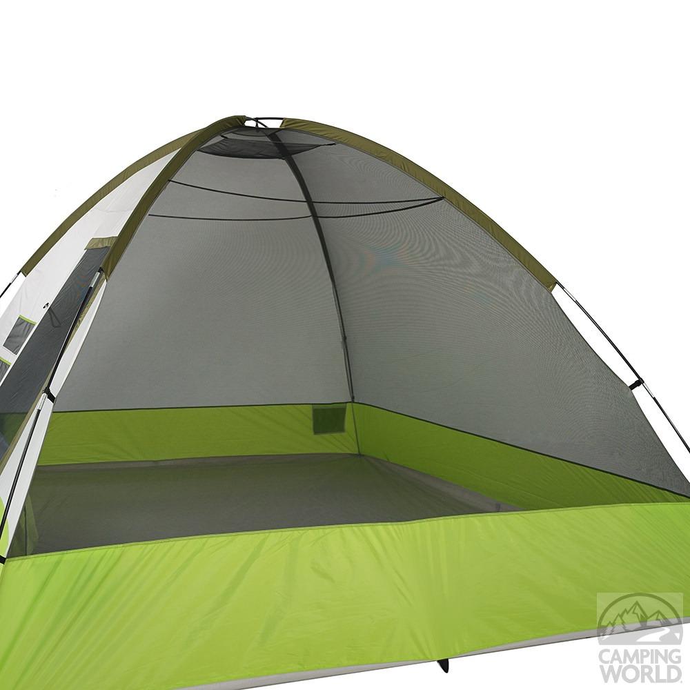Portico 6 Person Tent - American Recreational 7362416 ...