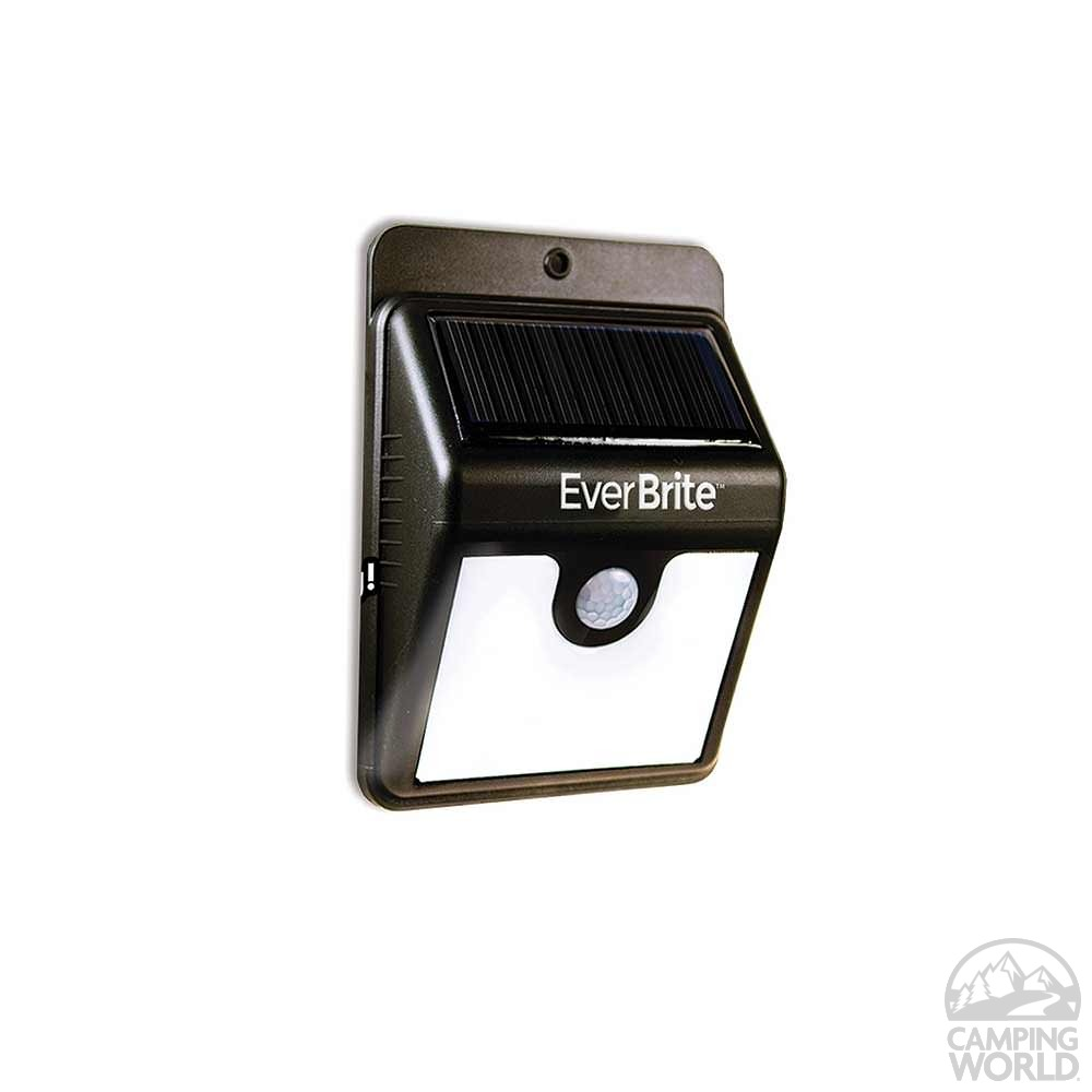 Everbrite Solar Porch Light Ontel Products Corp Brite