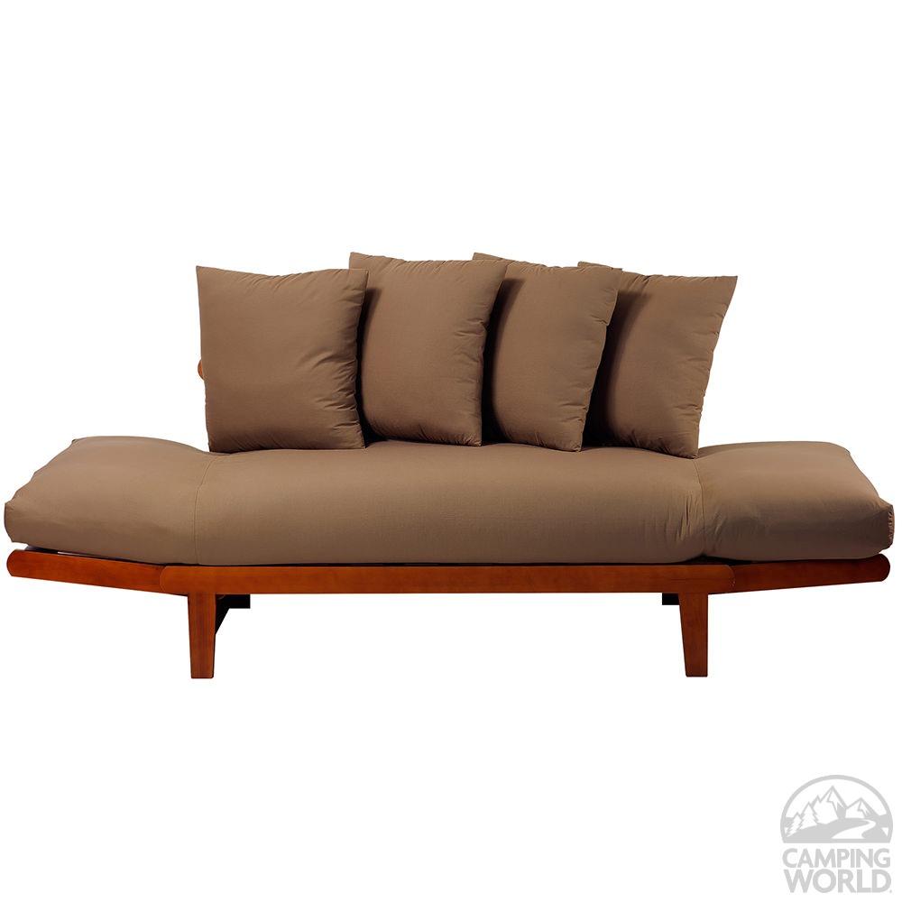Casual Lounger Sofa Bed Oak Yu Shan Co Usa Ltd 411 75 Sofas Camping World