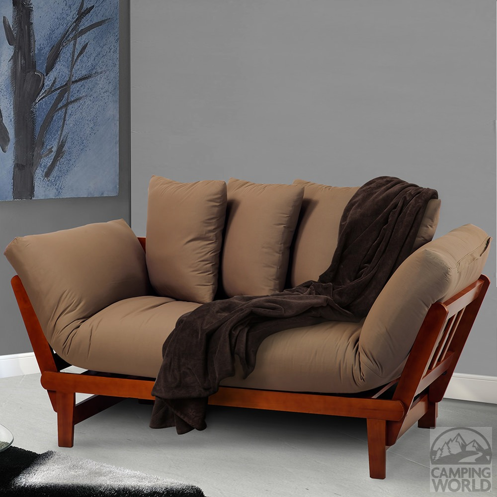 ... Casual Lounger Sofa Bed, Oak