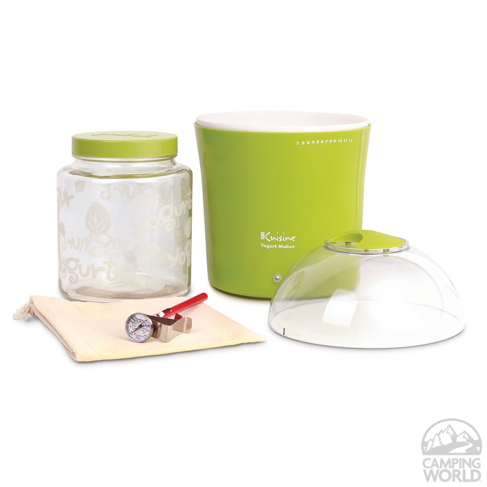 how to make yogurt with yoghurt maker