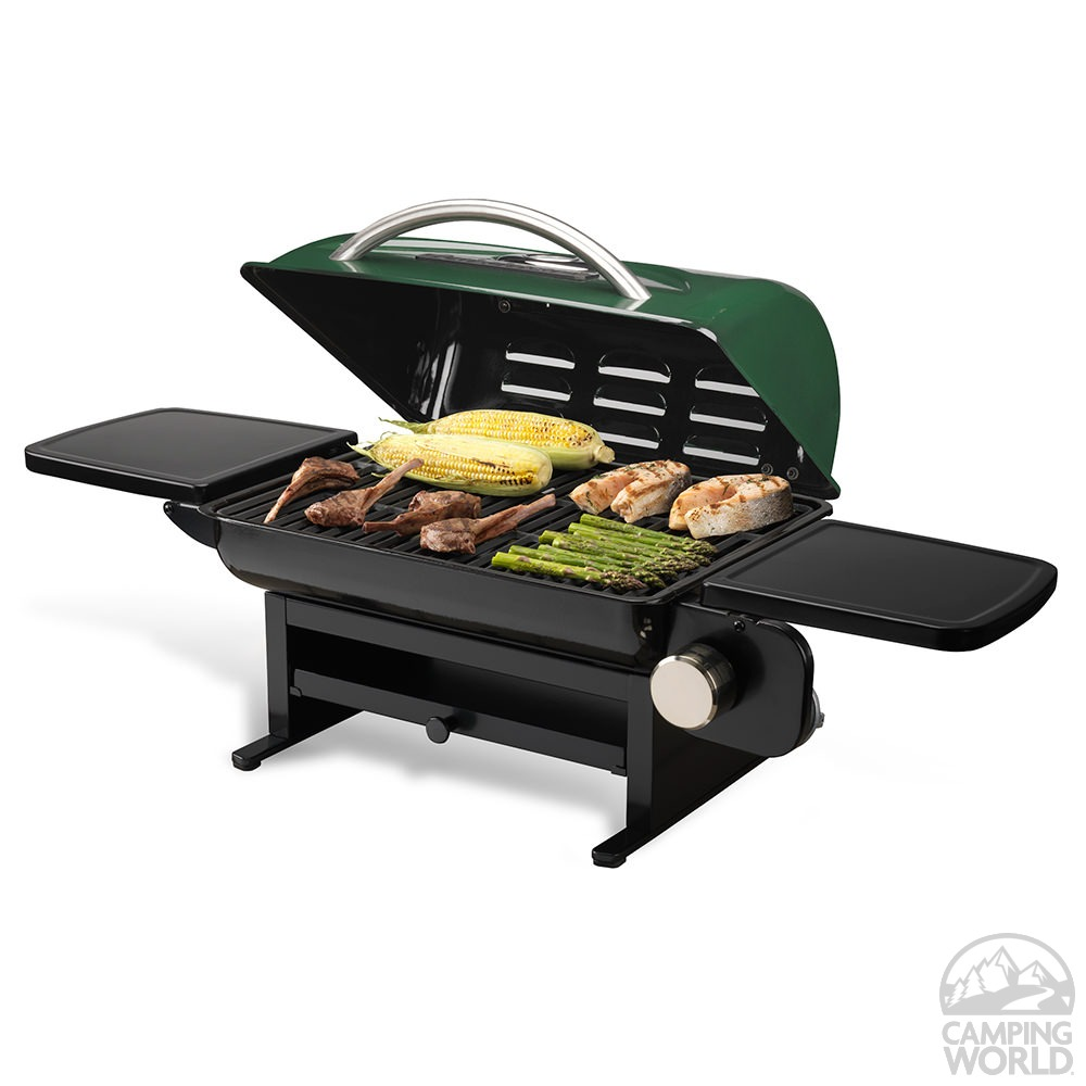 cuisinart gratelifter charcoal grill the fulham group ccg 100 charcoal grills camping world. Black Bedroom Furniture Sets. Home Design Ideas