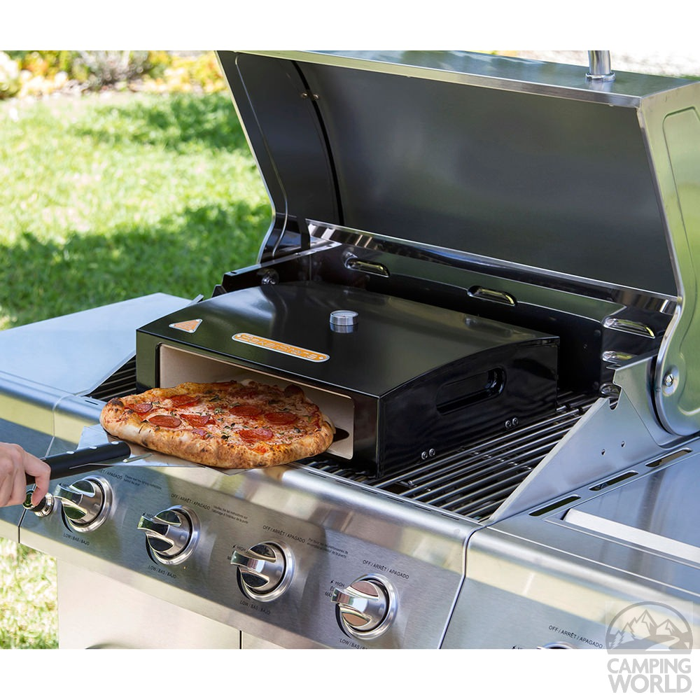 bakerstone basics pizza oven box bakerstone international ontario ltd b axxxx o 000 cooking. Black Bedroom Furniture Sets. Home Design Ideas