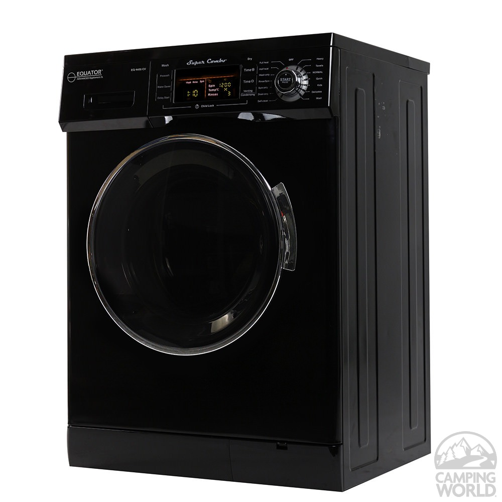 Equator 1 57 Cu Ft Compact Convertible Super Combo Washer