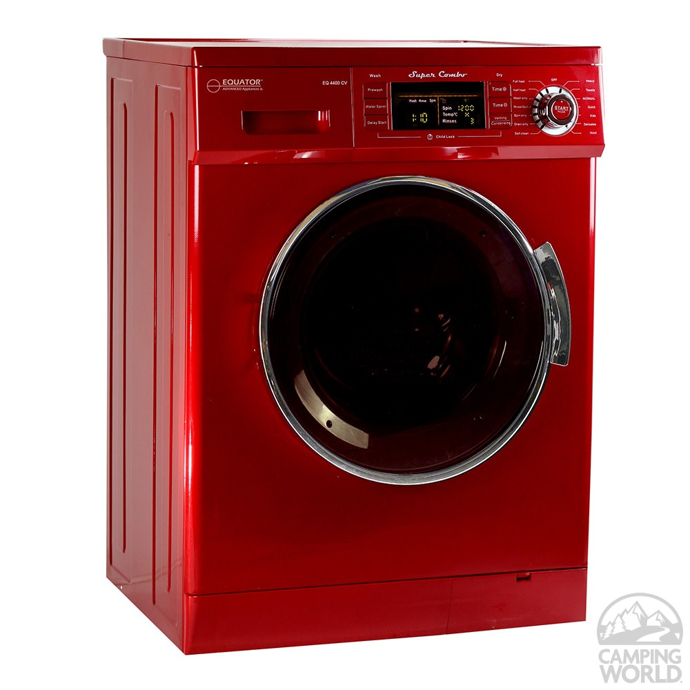 Washer Dryer In One Part - 42: Compact Convertible Super Combo Washer With Venting/Condensing Drying ...