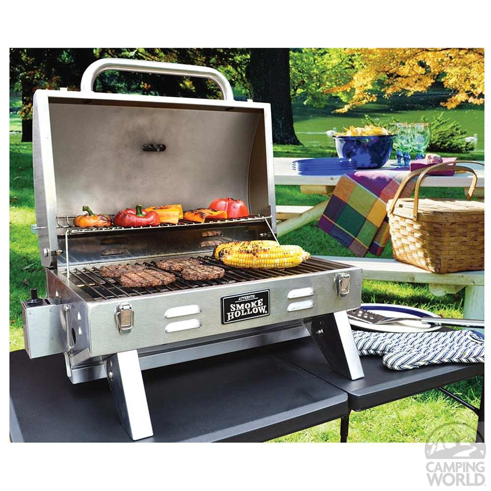 tabletop gas grill outdoor leisure products 205 gas grills camping world. Black Bedroom Furniture Sets. Home Design Ideas