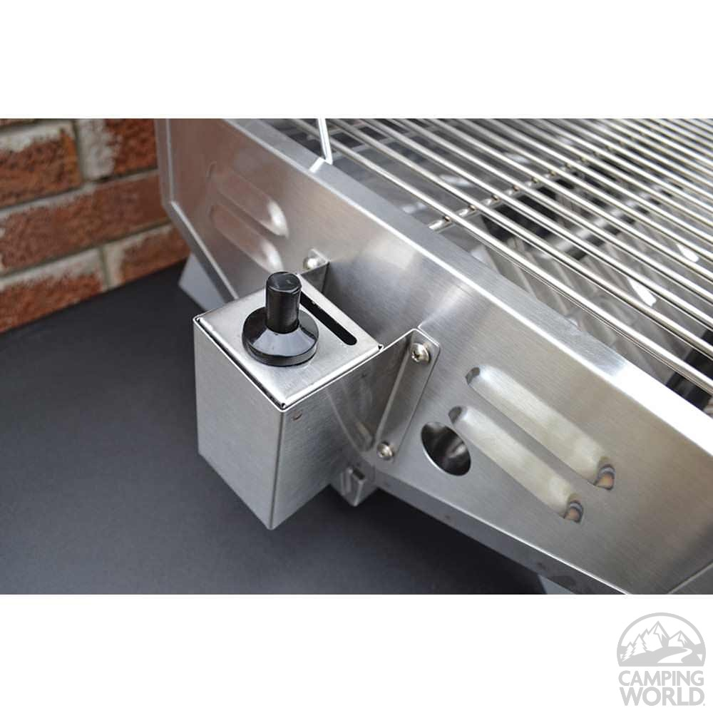 Tabletop Gas Grill Outdoor Leisure Products 205 Gas