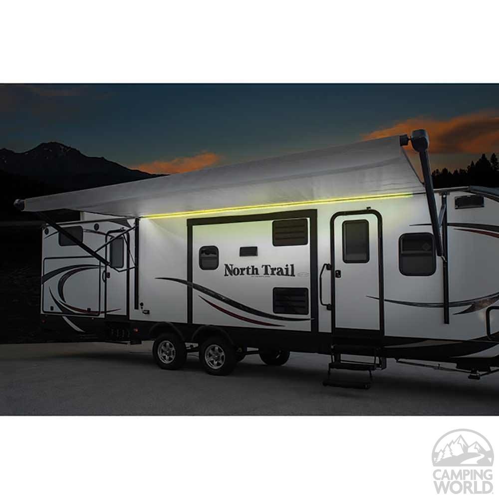 Led light strip direcsource ltd 100832 patio lights camping world led light strip aloadofball Gallery