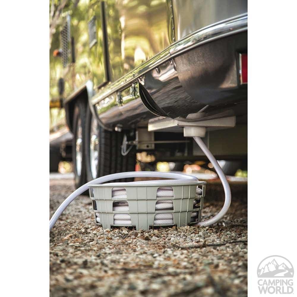 ... Patio Caddie Burner Shield By Water Hose Caddy Stromberg Carlson Hc 75  Hoses Reels ...