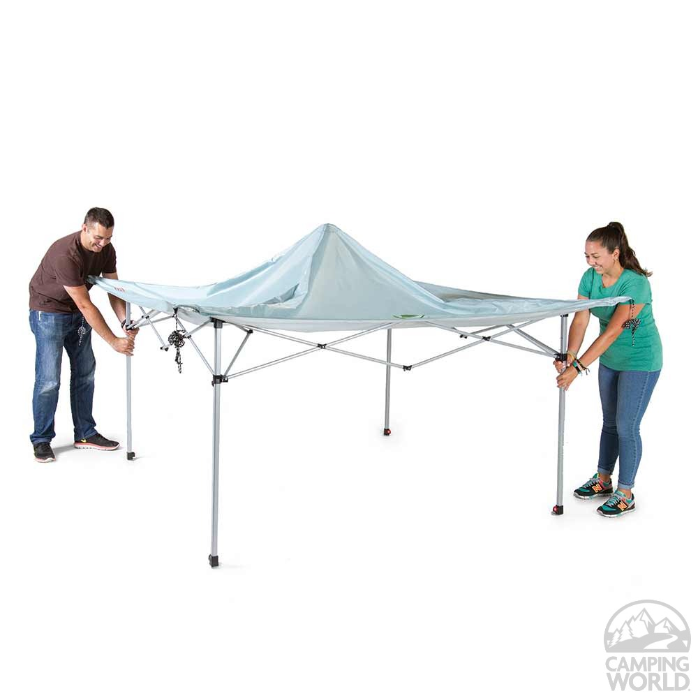 100 coleman pop up canopy 12x12 replacement parts amazon co  sc 1 st  Pidgeon English & Undercover 10u0027 X 10u0027 Super Lightweight Aluminum Instant ...