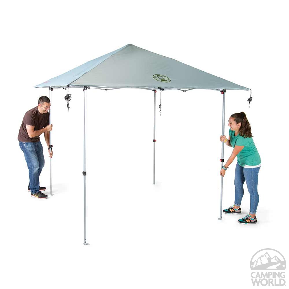 Portal Instant Shade Shelter : Coleman shelter canopy