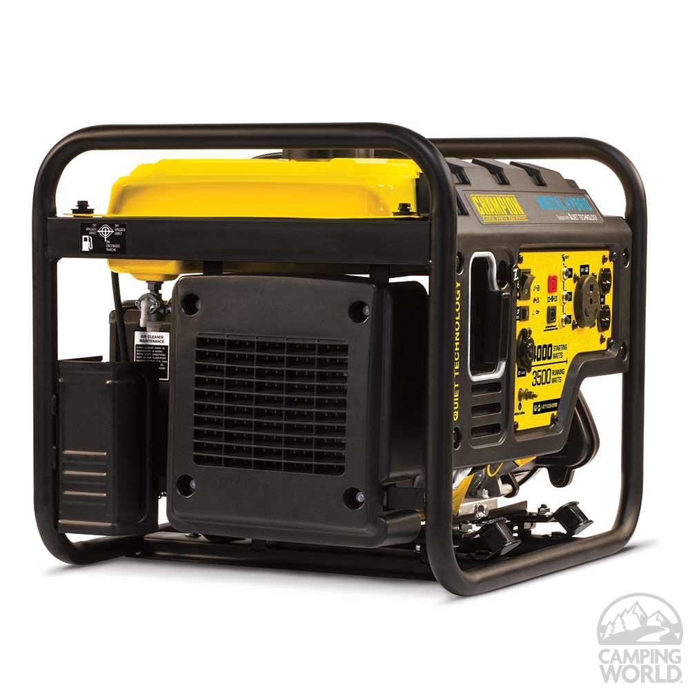 Best inverter generators 2019